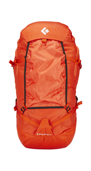 Black Diamond Speed Zip 33 rugzak oranje